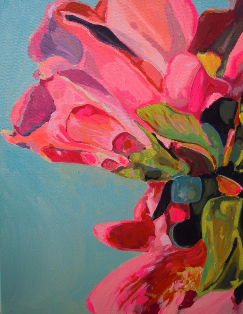 Zierapfelblüte 1