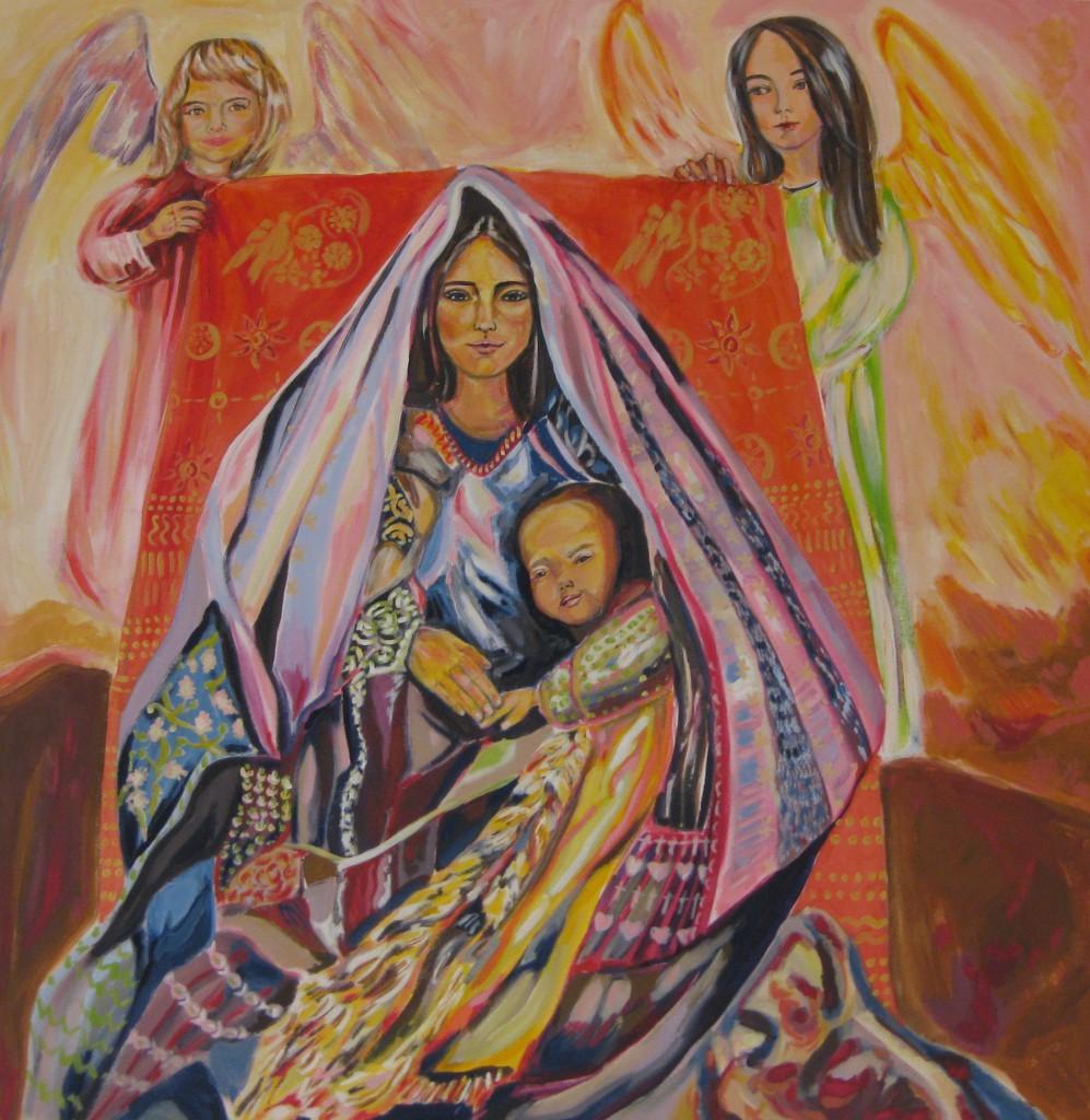 madonna und Engel